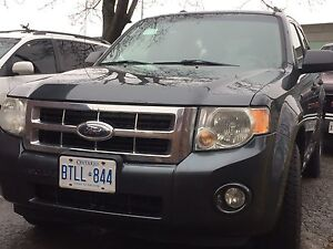 2008 Ford Escape SPE certified and e tested