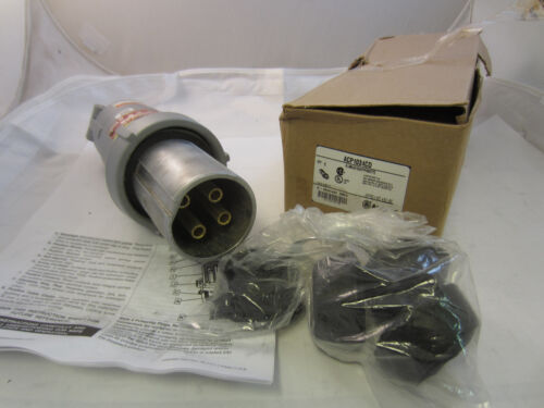 APPLETON 100 AMP 3W 4P PLUG ACP1034CD  NEW IN BOX MATES WITH ADR1034 (8+ AVAIL)