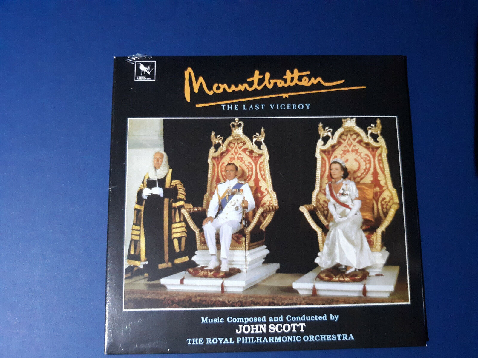 MOUNTBATTEN THE LAST VICEROY Soundtrack CD - John Scott - Varese VLE-9200-11 - $5.00
