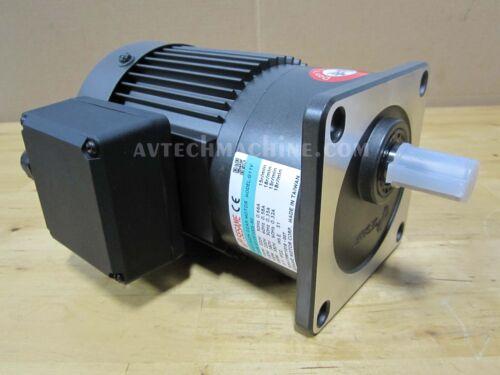 Sesame Motor Chip Auger G11V100S-90 3 Phase 220V/380V Ratio 1:90