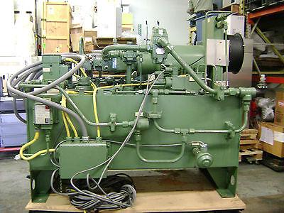 3012 Erie Hydraulic Process System