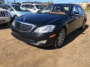 2008 Mercedes Benz S550 4MATIC (LUXUARY)(WARRANTY INCLUDED)