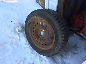 Toyo Observe GSI-5 (225/60R17) Winter Tires