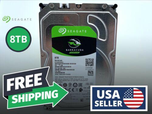 🔥 BRAND NEW | Seagate 8TB SATA HDD | ✔️ BULK PRICING!