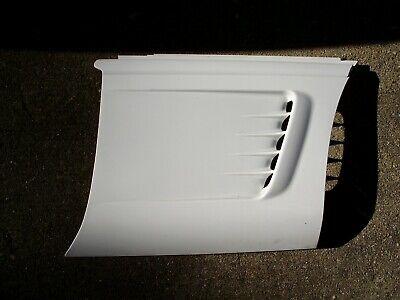 1995-1996 C4 Corvette Lower Fender Panel RH Passenger Side White