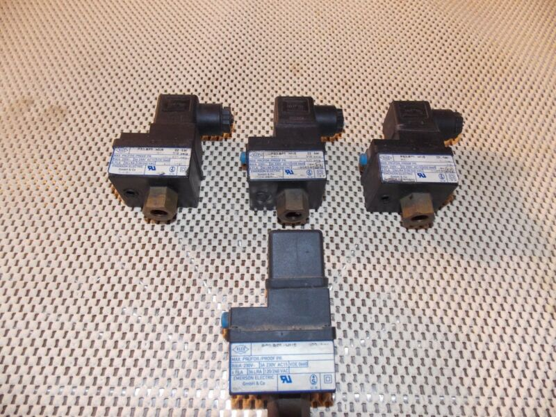 BF5 HNS M150 Druckschalter Druckwächter 22 bar Emerson Electric Alco PS3