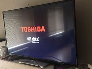 """Toshiba 49"""" LED TV"""