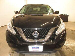 2016 Nissan Murano SL LEATHER AWD! SUNROOF! NAV! HEATED OPTIONS!