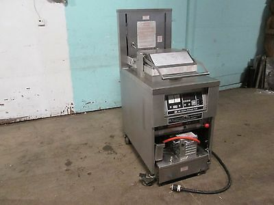 Henny Penny 581 Commercial H.d. 480v 3ph Electric Pressure Fryer Wfiltration