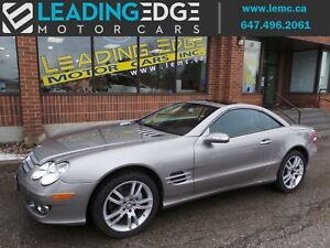 2008 Mercedes-Benz SL-Class 550 Roadster, Premium Package