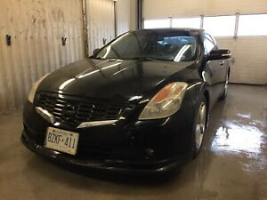 CERTIFIED**2008 NISSAN ALTIMA COUPE V6