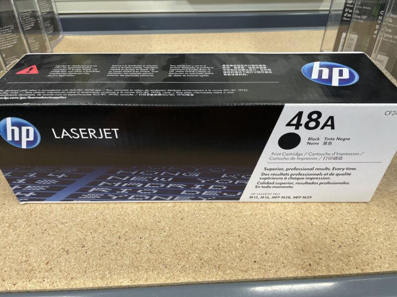 HP 48A Laser Toner Cartridge CF248A Original Sealed
