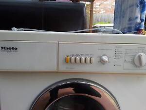 Miele Novotronic W830, 5.5kg, excellent working condition Wantirna South Knox Area Preview