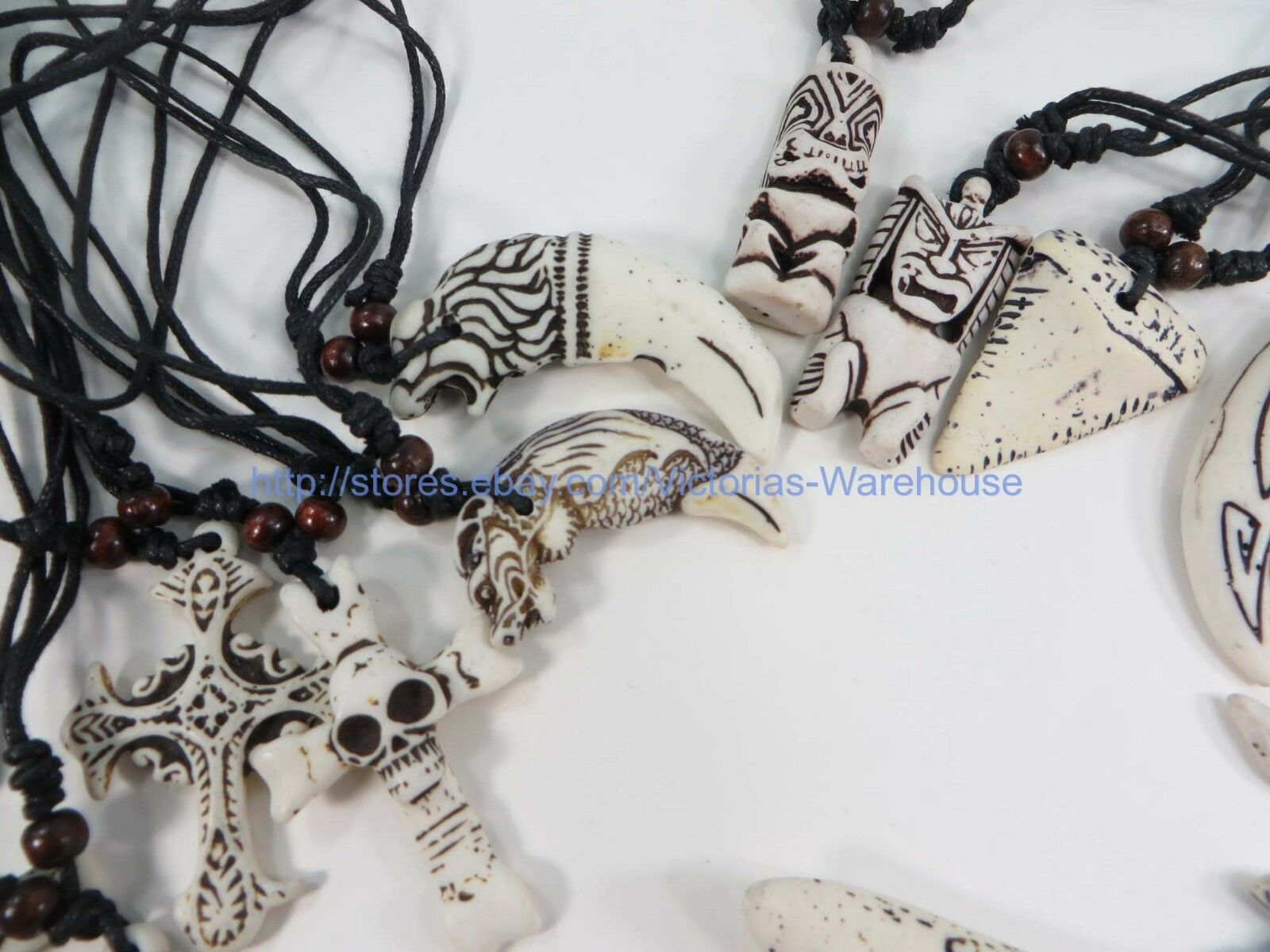 20 pieces wholesale necklace lot hippie pendant necklaces wholesale jewelry lot