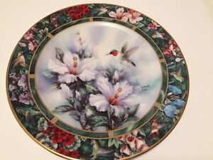 Antique Collector's plate.