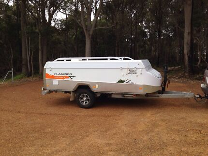 Jayco flamingo Margaret River Margaret River Area Preview