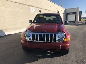 JEEP LIBERTY LIMITED  2006 AUTOMATIC /AC/4X4