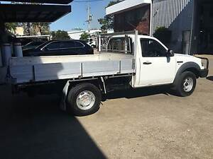 2007 FORD RANGER XL 3.0 4X4 ,AUTOMATIC CAB CHASSIS..GREAT HISTORY Rochedale South Brisbane South East Preview
