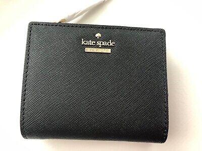 Kate Spade Cameron Street Adalyn Black Ladies Purse Brand New with Tags £78