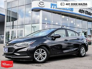 2017 Chevrolet Cruze LT Auto, NO ACCIDENTS, ALLOY WHEELS