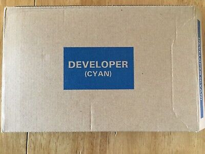 Xerox Workcentre 76557665 240242 Cyan Developer
