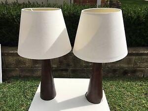 Table lamps Kotara South Lake Macquarie Area Preview