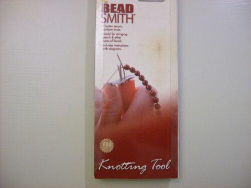 The Bead Smith Knotting Tool