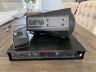 K55 Police Radar Unit Mph