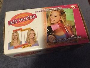 Air Curler as seen on TV ( New, unused)