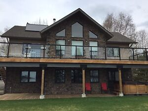 Mink mountain waterfront home OPEN HOUSE SATURDAY
