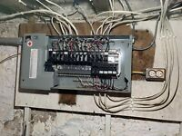 Hiring part time residential electrician