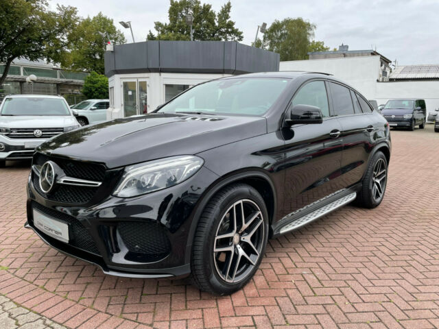 Mercedes-Benz GLE 350 d 4M Coupe 3X AMG LINE NIGHT PANO FONDTV