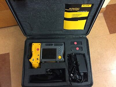 Fluke Ti50 Flexcam Thermal Imager Ir Scan Infrared Camera Infrared Solutions