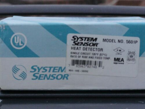 """Fixed temp/Rate of Rise Fire alarm """"heat"""" detector"""