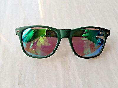 Sunray Sonnenbrille Unisex, Top Zustand, Grün verspiegelt sunray Optiker Brille