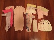 Size 000 baby girl winter bundle Canning Vale Canning Area Preview
