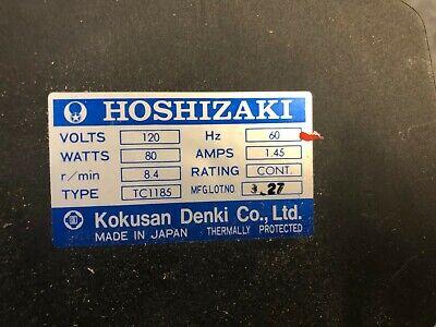 Hoshizaki Ice Machine Gear Motor With Evaporator Sa0103 364138g01