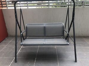 Outdoor Swing Seat Two Seater Lounging Relaxing Furniture