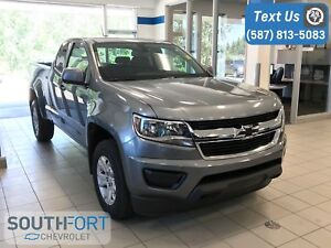 2018 Chevrolet Colorado LT Ext Cab