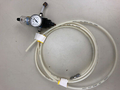 Balston Compressed Air Filter Regulator Afr 940 60 V611 ---- 560 Psig 150 Max
