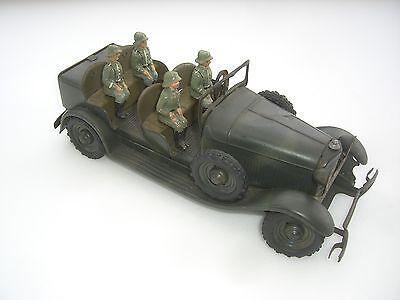 TCO Tippco Mercedes Dienstauto / Kübelwagen, Dienstauto  Original von 1935