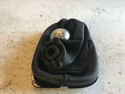 Ford Puma Gear Knob & Leather Cover
