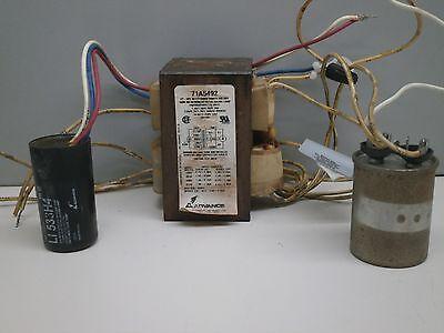 150w Metal Halide Lamp - Advance 71A5492 150W Metal Halide Ballast Kit for (1) 150W M102 M142 MH Lamp