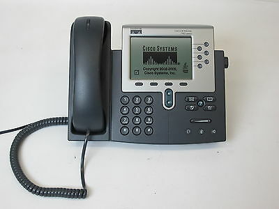 Cisco Cp-7961g Unified Ip Phone