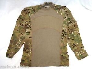 Genuine-Issue-Multicam-OCP-Army-Combat-Shirt-MASSIF-Small-NEW-WITHOUT-TAG