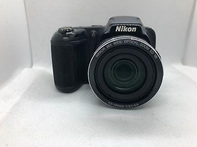 Nikon COOLPIX L810 16.1 MP Digital Camera with 26x Zoom NIKKOR ED Glass Lens and segunda mano  Embacar hacia Mexico