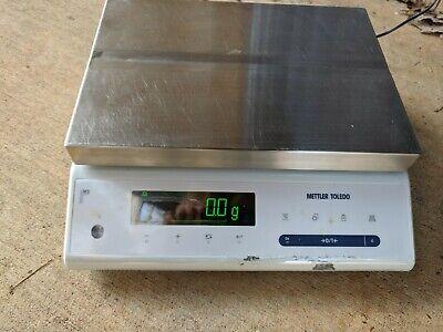 Mettler Toledo Ms16001l Precision Balance 16200 G X 0.1 G