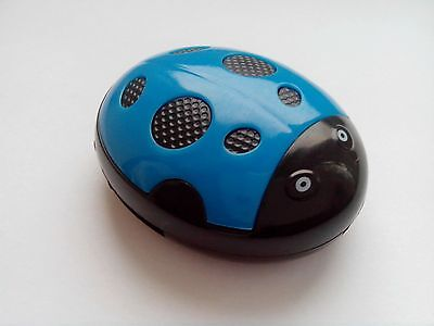 Ladybird sleek MP3 player in BLUE with accessories- Christmas Stock Filler