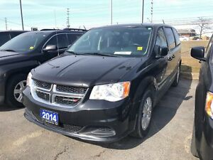2014 Dodge Grand Caravan CANADA VALUE PACKAGE**STOW AND GO**POWE