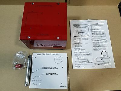Edwards 6260a-cu Duct Smoke Detector Housing Only Conventional Smoke